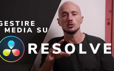 DaVinci Resolve: come gestire i Media (VIDEO)