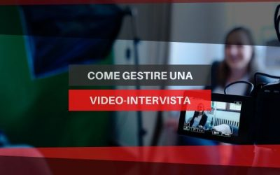 Come gestire una video-intervista