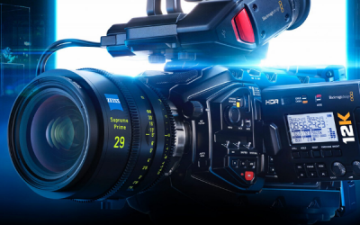 Blackmagic lancia la sua prima camera in 12k