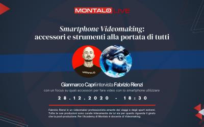 Smartphone Videomaking: accessori alla portata di tutti (LIVE)