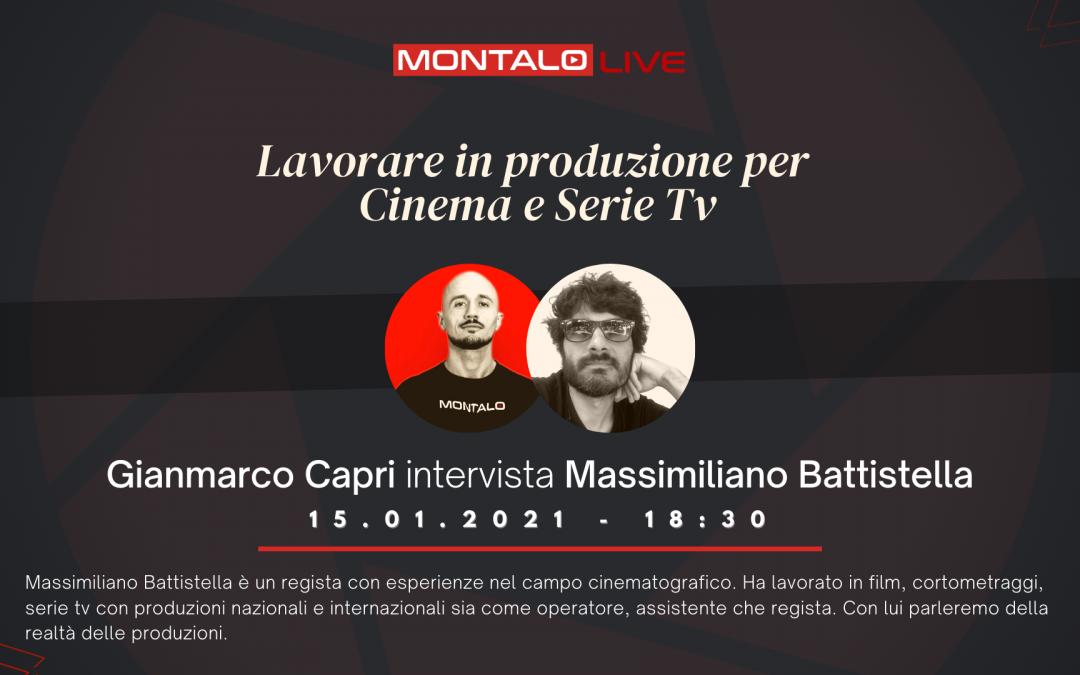 massimiliano battistella intervistato da Ginamrco Capri