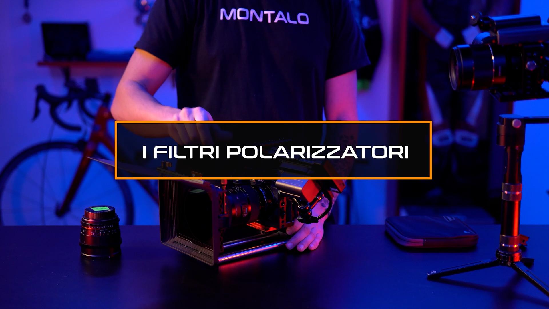 I filtri polarizzatori