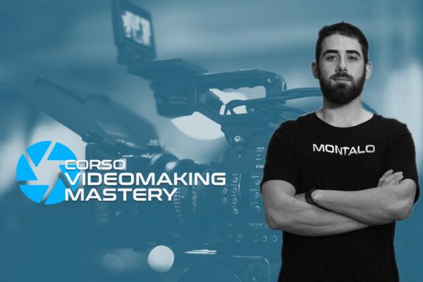 Il corso interattivo Videomaking Mastery