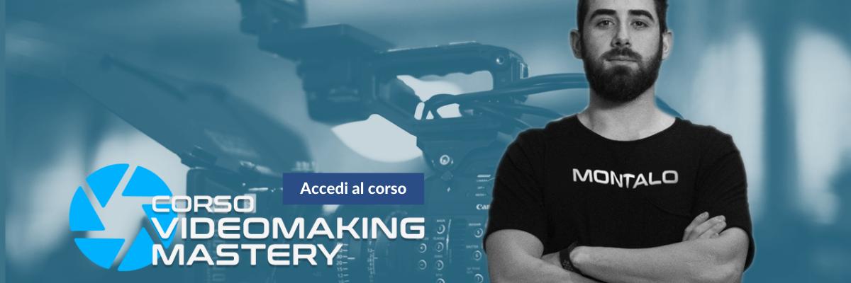 Videomaking Mastery Accedi