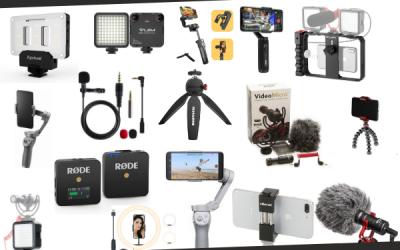 I migliori accessori smartphone per i tuoi video