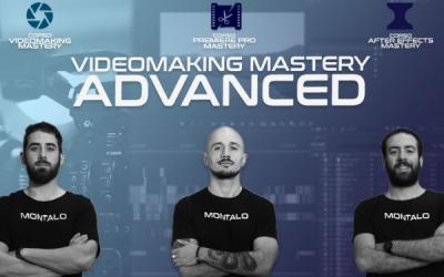 Videomaking Mastery Advanced: disponibile il nuovo Bundle
