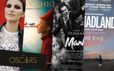 Oscar 2021: tutte le nomination e le novità di questa edizione