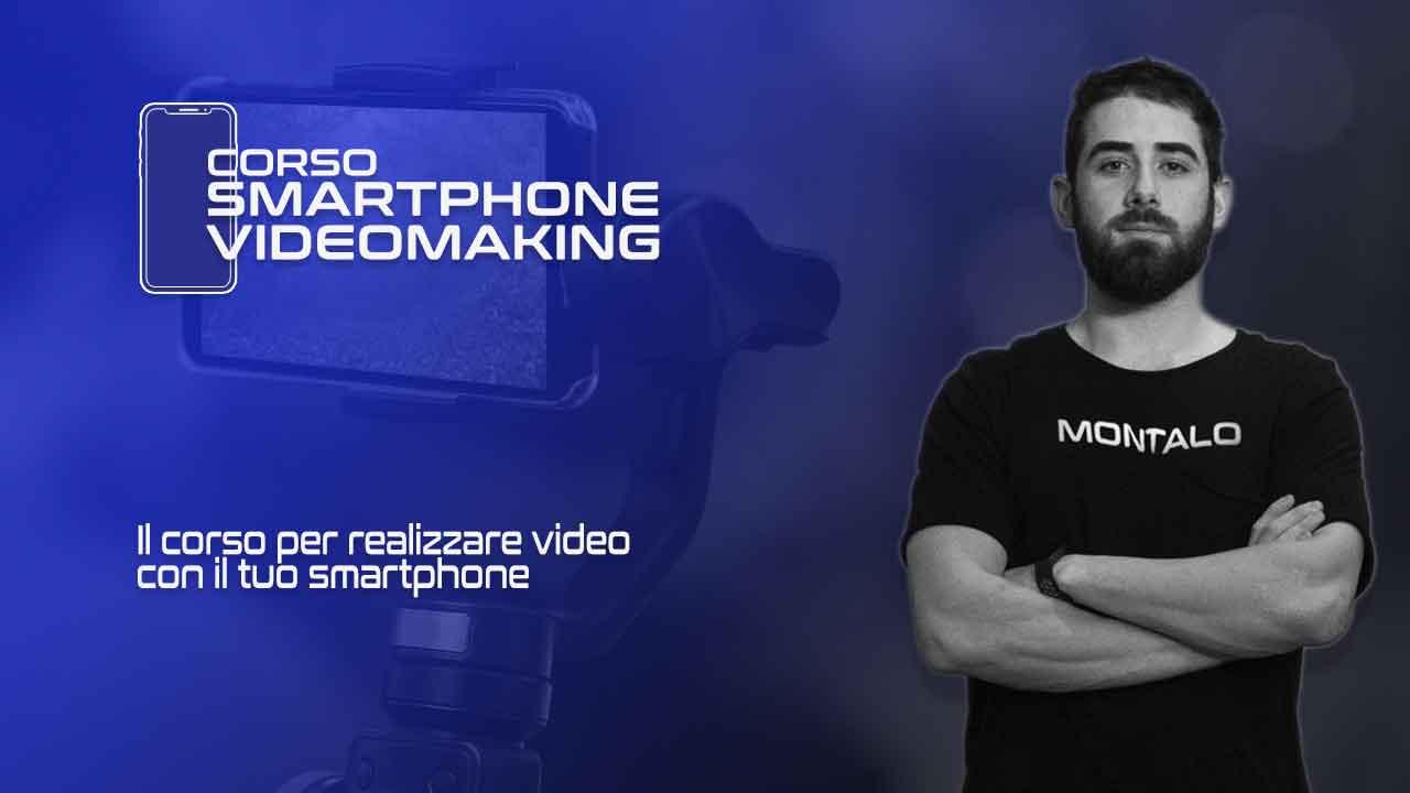 Accedi al corso Videomaking Mastery