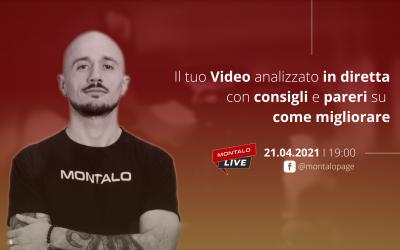 Live Review: il tuo video analizzato in diretta