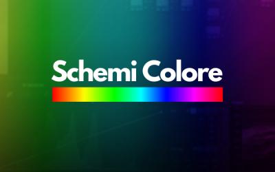 La vera importanza degli schemi colore