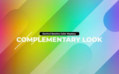 Complementary Look con DaVinci Resolve